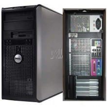 Dell OptiPlex 755 Tower Intel Core 2 Duo E6550 2.33Ghz / 2GB / 160GB / DVD